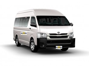 12 Seater Bus