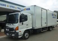 Goldstar Package 5 Tonne Van