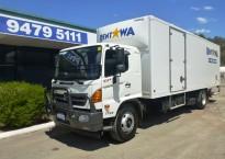 MR Class Moving Van (50m³)