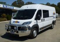 1.5 Tonne Van