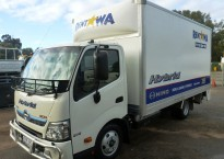 Goldstar Package 3 Tonne Van