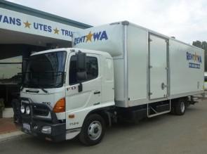 MR Class Moving Van (40m³)
