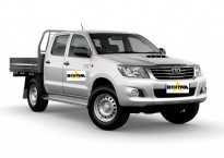 Goldstar Package 4×4 Dual Cab Tray/Ute
