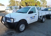 Goldstar Package 4×2 Single Cab Tray/Ute